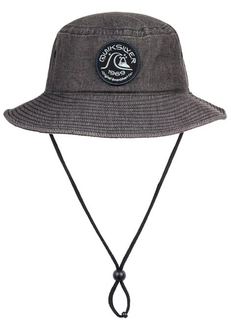 Quiksilver Chills Bucket - Hut für Herren - Grau