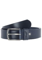 Reell All Black Buckle Gürtel - Blau