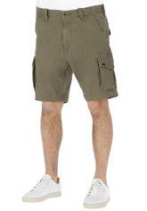 Reell City ST - Cargo Shorts für Herren - Grün