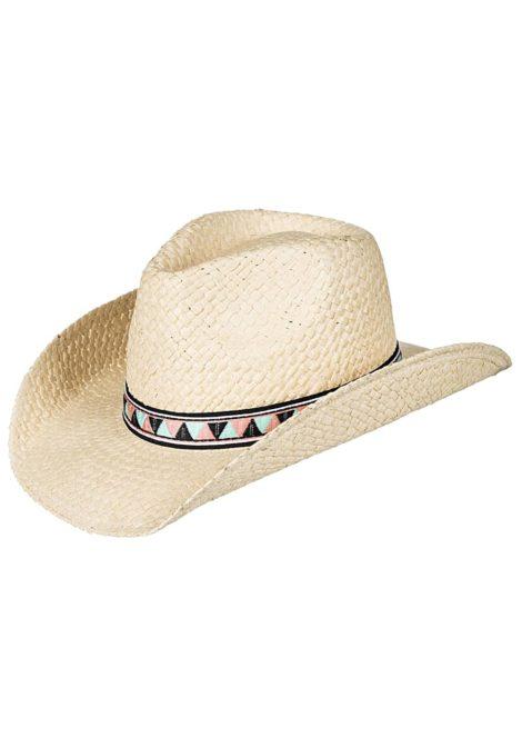Roxy Cow Girl - Hut für Damen - Beige