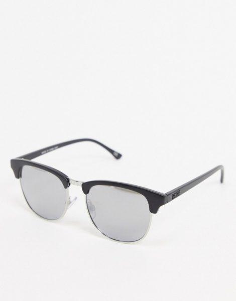 Vans - Dunville - Mattschwarze Sonnenbrille
