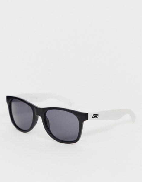 Vans - Spicoli 4 Checkerboard - Sonnenbrille in Schwarz/Weiß
