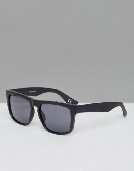 Vans - Squared Off - Schwarze Sonnenbrille