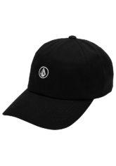 Volcom Circle Stone Dad - Strapback Cap für Damen - Schwarz