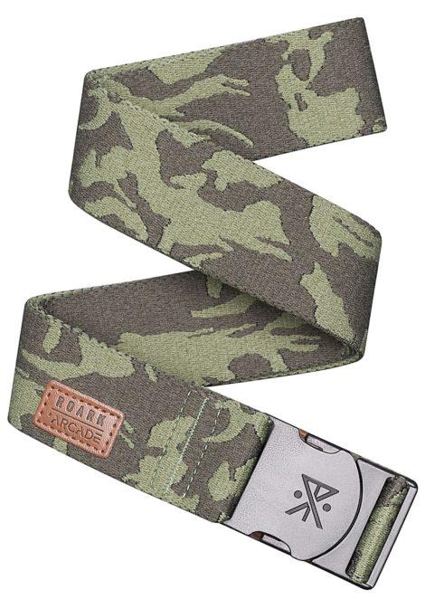 ARCADE Ranger Roark Collab Gürtel - Camouflage