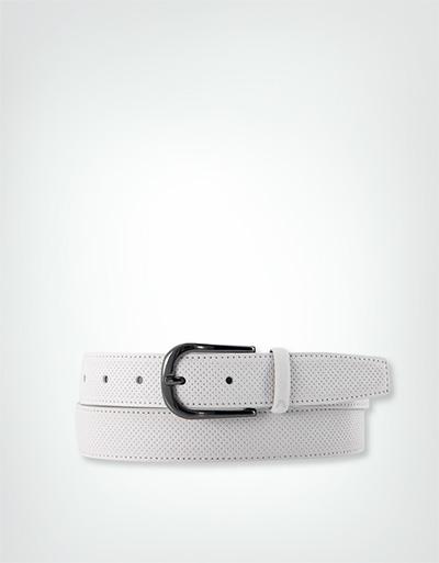 Alberto Golf Damen Gürtel Leather 01018379/100