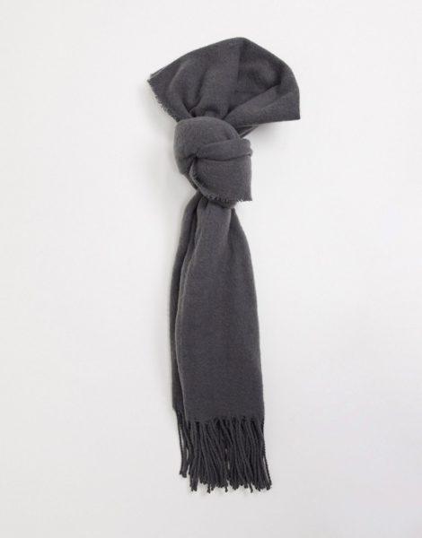 Boardmans - Schal aus recyceltem Material-Grau