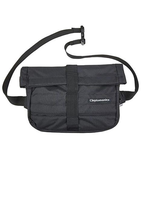 Cleptomanicx TAP L Tasche - Schwarz