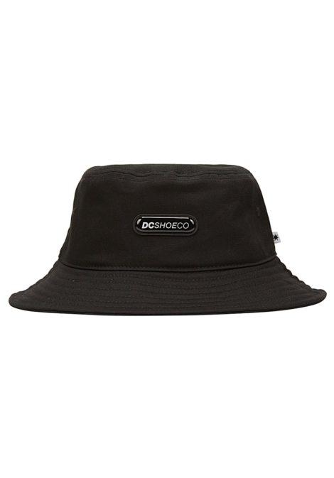 DC Gilligan Bucket - Hut für Herren - Schwarz