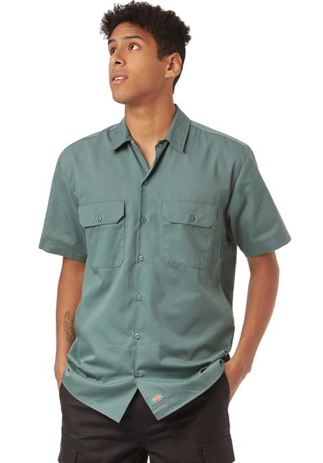 Dickies Work - Hemd für Herren - Grün