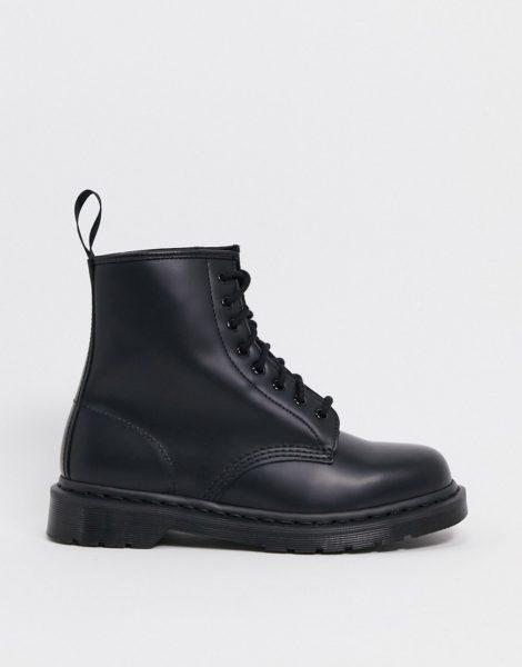 Dr Martens - 1460 - 8-Ösen-Stiefel in Schwarz