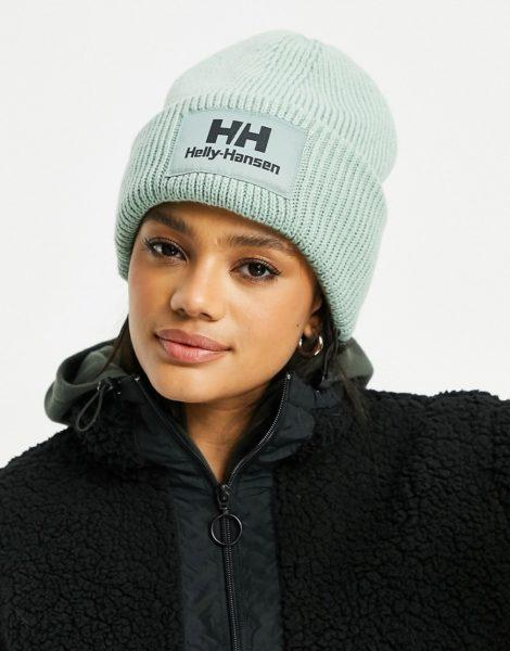 Helly Hansen - Yu - Grüne Beanie-Mütze