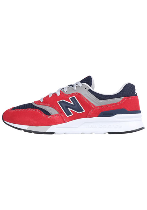NEW BALANCE CM997 D - Sneaker für Herren - Rot