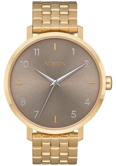NIXON Arrow - Uhr für Damen - Gold