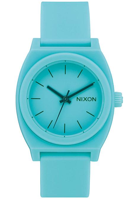 NIXON Medium Time Teller P - Uhr für Damen - Blau