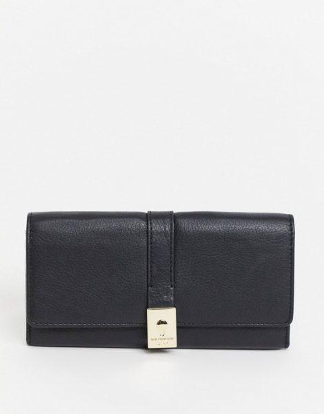 Paul Costelloe - Geldbörse aus Leder in Schwarz