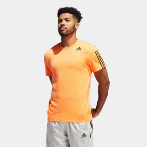 T-Shirt Adidas Fitness orange