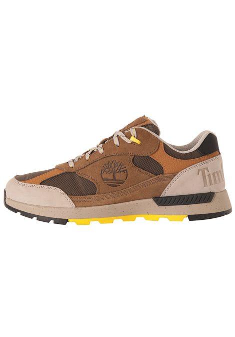 TIMBERLAND Field Trekker Low Fabric/Lthr - Sneaker für Herren - Braun