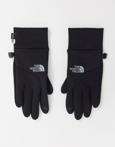 The North Face - Etip - Schwarze Handschuhe