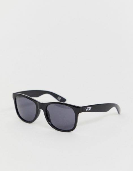 Vans - Spicoli 4 - Sonnenbrille mit Schachbrettmuster in Schwarz