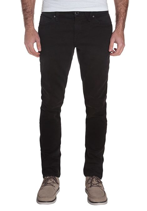 Volcom 2X4 - Jeans für Herren - Schwarz