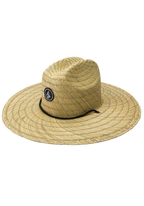Volcom Quarter Straw - Hut für Herren - Beige