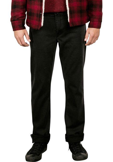 Volcom Solver - Jeans für Herren - Schwarz