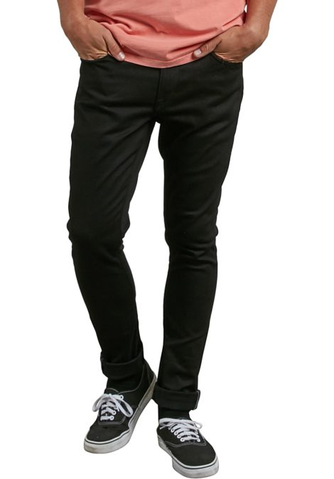 Volcom Vorta Tapered - Jeans für Herren - Schwarz