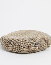 & Other Stories - Baskenmütze mit traditionellem Karomuster-Mehrfarbig