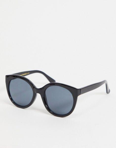 A.Kjaerbede - Oversized-Sonnenbrille für Damen in Schwarz