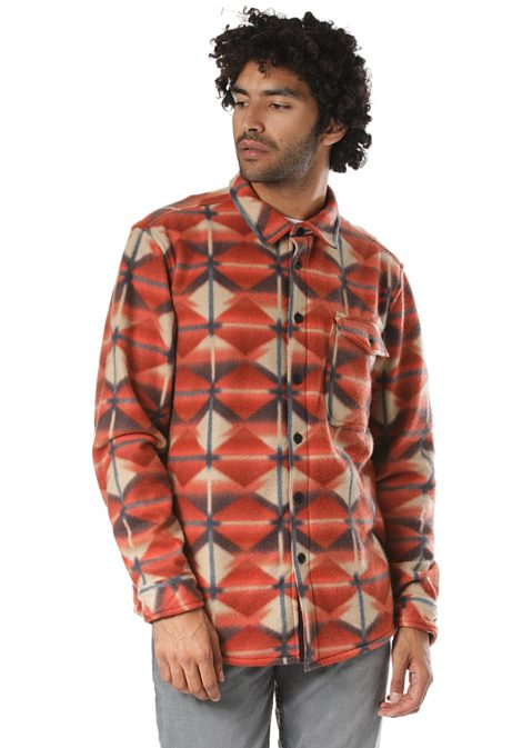 BILLABONG Furnace Flannel - Hemd für Herren - Rot