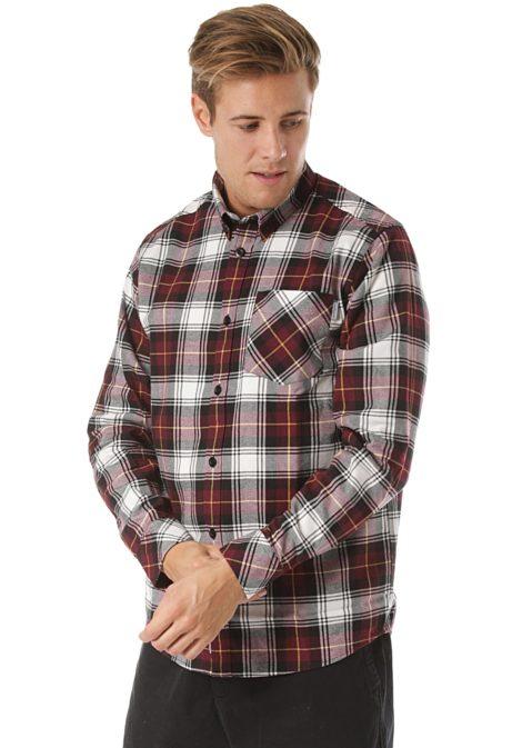 Carhartt WIP Bostwick L/S - Hemd für Herren - Karo