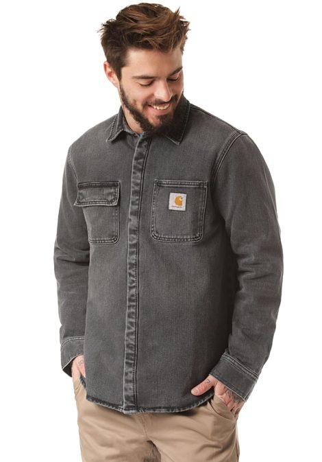 Carhartt WIP Salinac - Hemd für Herren - Grau