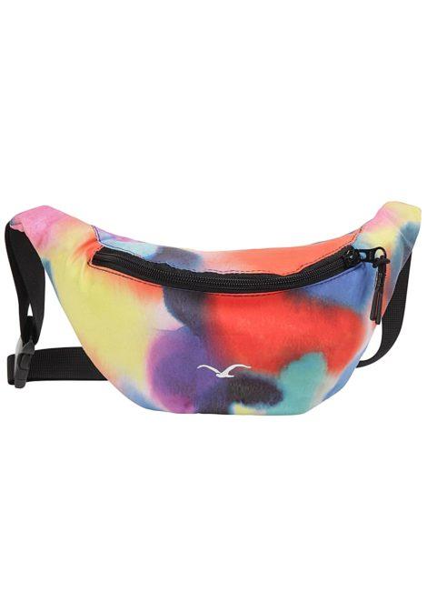 Cleptomanicx Super Pattern Tasche - Mehrfarbig