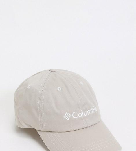 Columbia - Roc II - Beige Kappe - exklusiv bei ASOS-Weiß