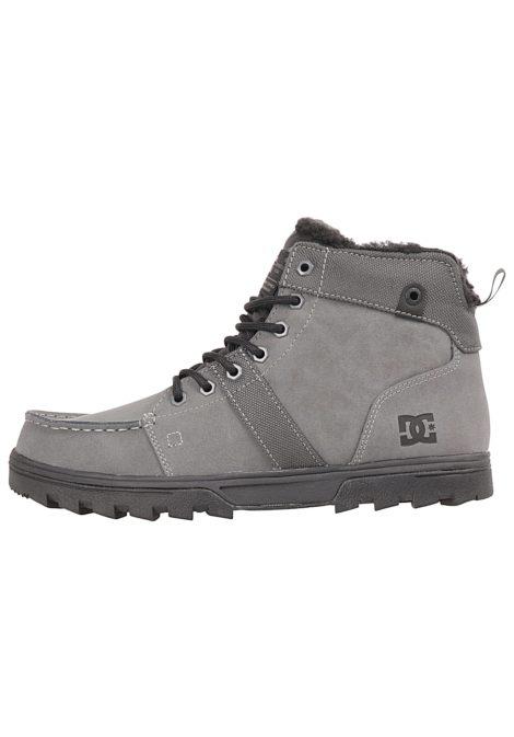 DC Woodland - Stiefel für Herren - Grau