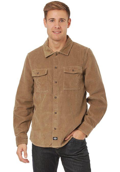 Dickies Fort Polk - Hemd für Herren - Beige
