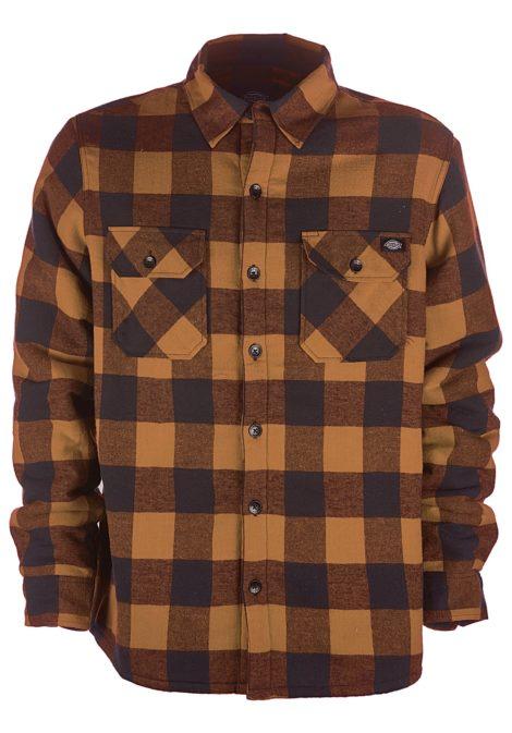Dickies Lansdale - Hemd für Herren - Braun