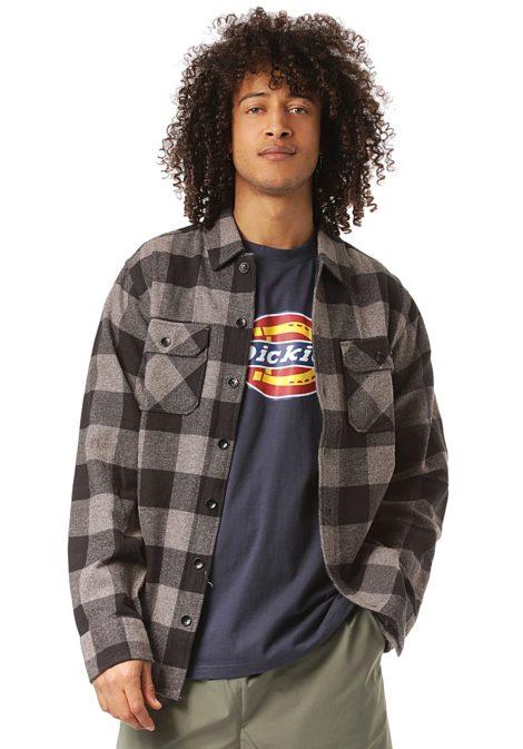 Dickies New Sacramento - Hemd für Herren - Grau