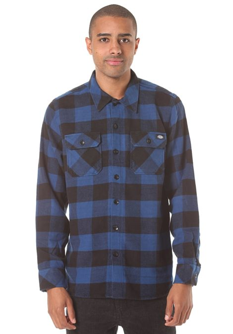 Dickies Sacramento - Hemd für Herren - Blau