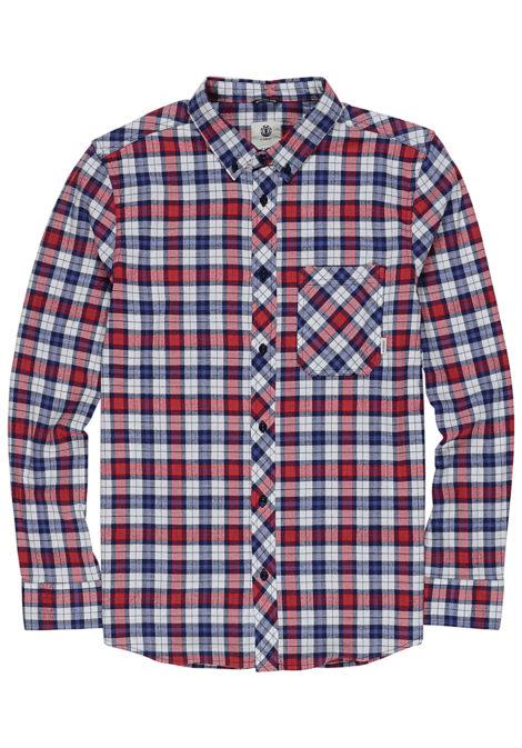Element Lumber Classic L/S - Hemd für Herren - Mehrfarbig