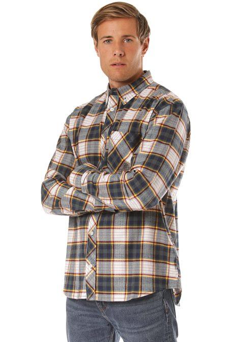 Element Lumber - Hemd für Herren - Grün