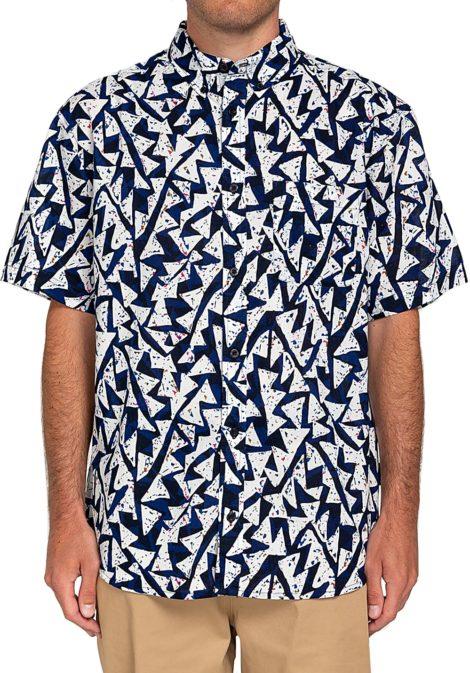 Element Rise - Hemd für Herren - Blau