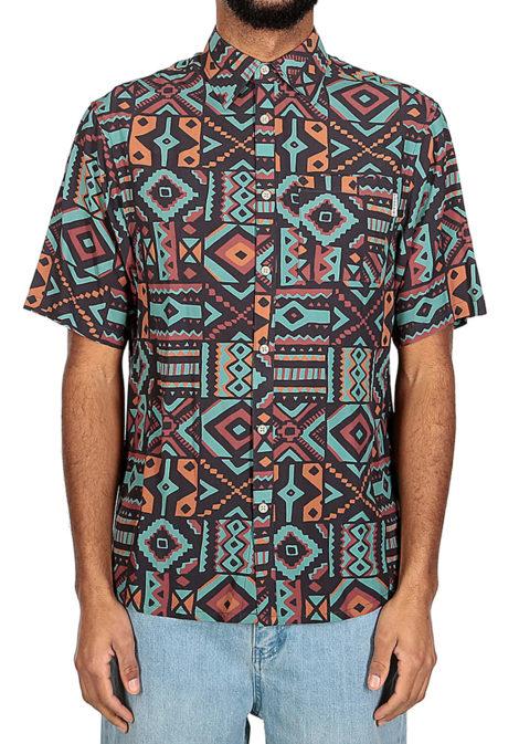 Iriedaily Resort - Hemd für Herren - Mehrfarbig