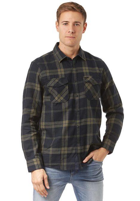 O'Neill Check Flannel - Hemd für Herren - Blau