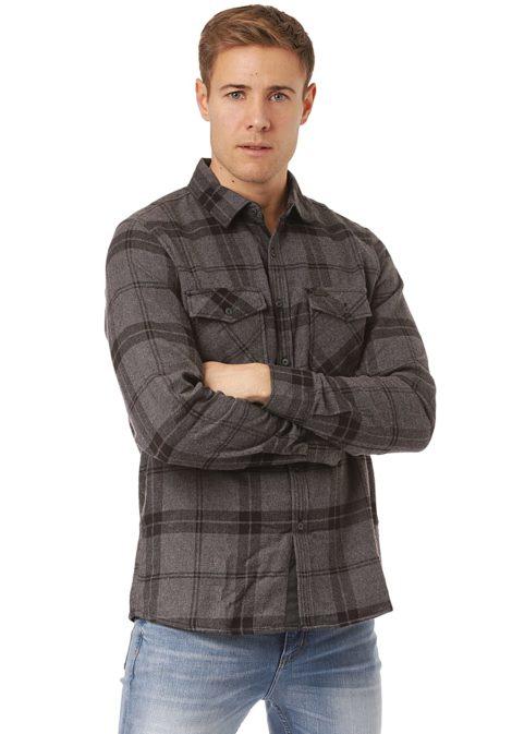 O'Neill Check Flannel - Hemd für Herren - Grau