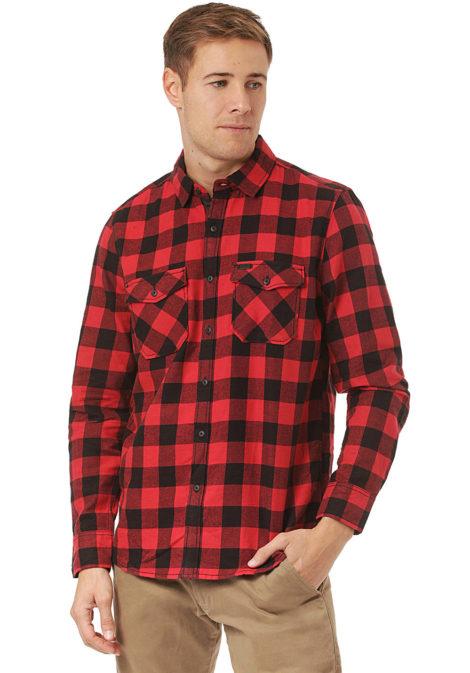 O'Neill Check Flannel - Hemd für Herren - Karo