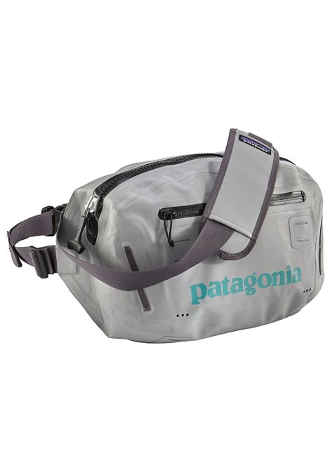 Patagonia Stormfront 10L Tasche - Grau