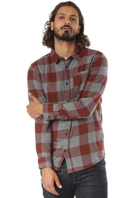 Quiksilver Motherfly Flannel - Hemd für Herren - Karo