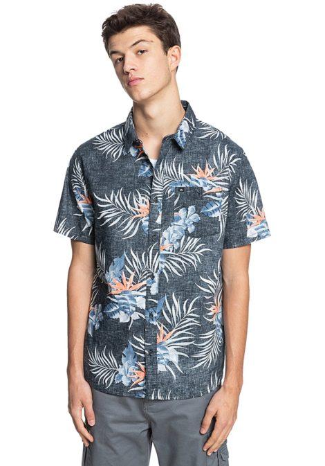 Quiksilver Paradise Express - Hemd für Herren - Blau